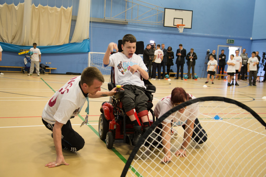 Danny Ings Project Pendle Support