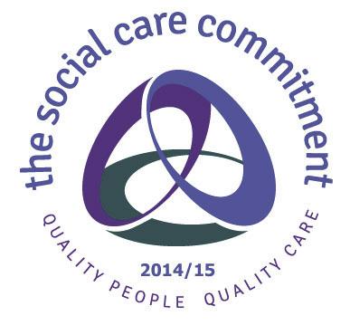Social Care Commitment Logo