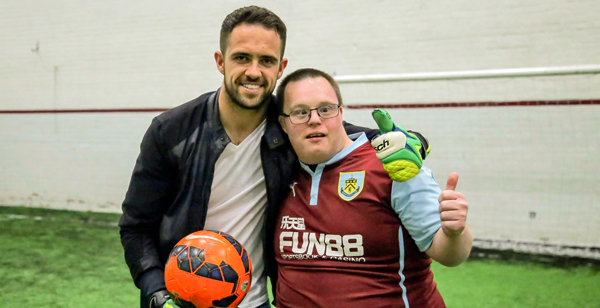 Pendle Support Danny Ings Project